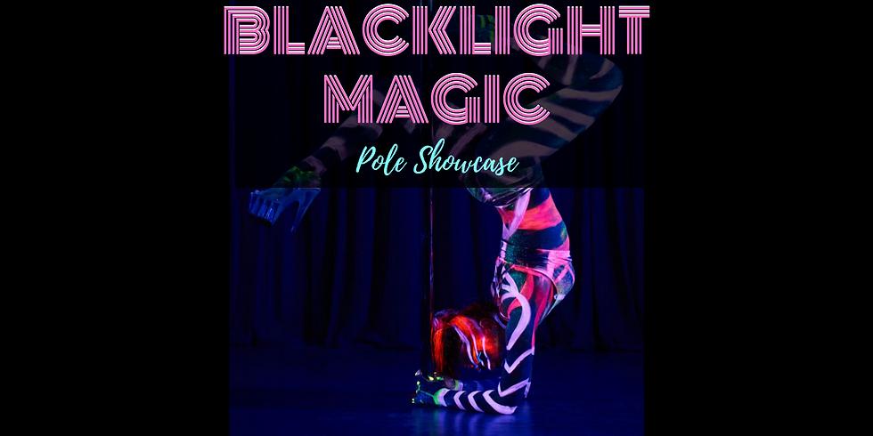 Blacklight Magic :: Pole Showcase