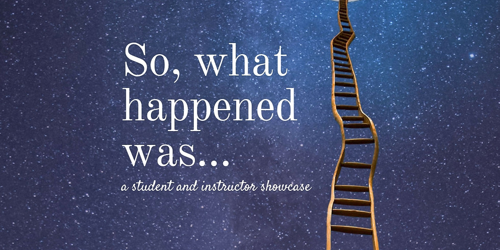 Aerial Show :: So, what happened was....