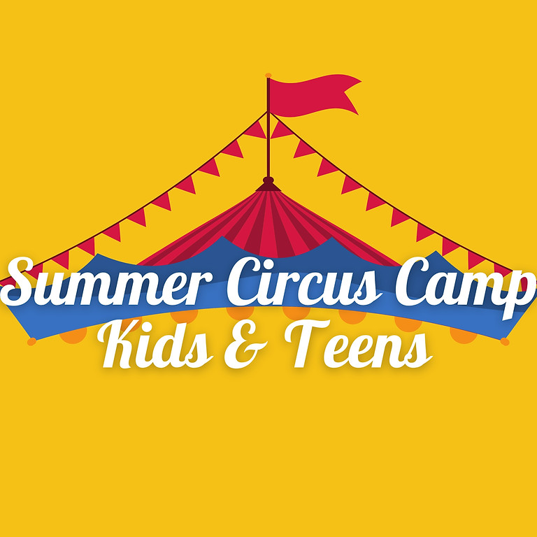 Kids Circus Summer Camp