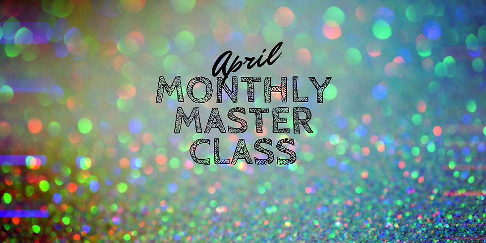 April Masterclass :: Intro to Aerial Straps