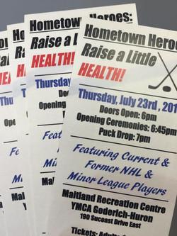 Hometown Hero Tickets