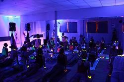 Gloga, Yoga Rave, Yoga Event, Grotto Outre, Hoxton