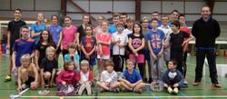 Stage Badminton 27.10.15