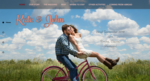 wedding website, portugal wedding planning