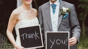 When to give the thank-you gifts to parents?