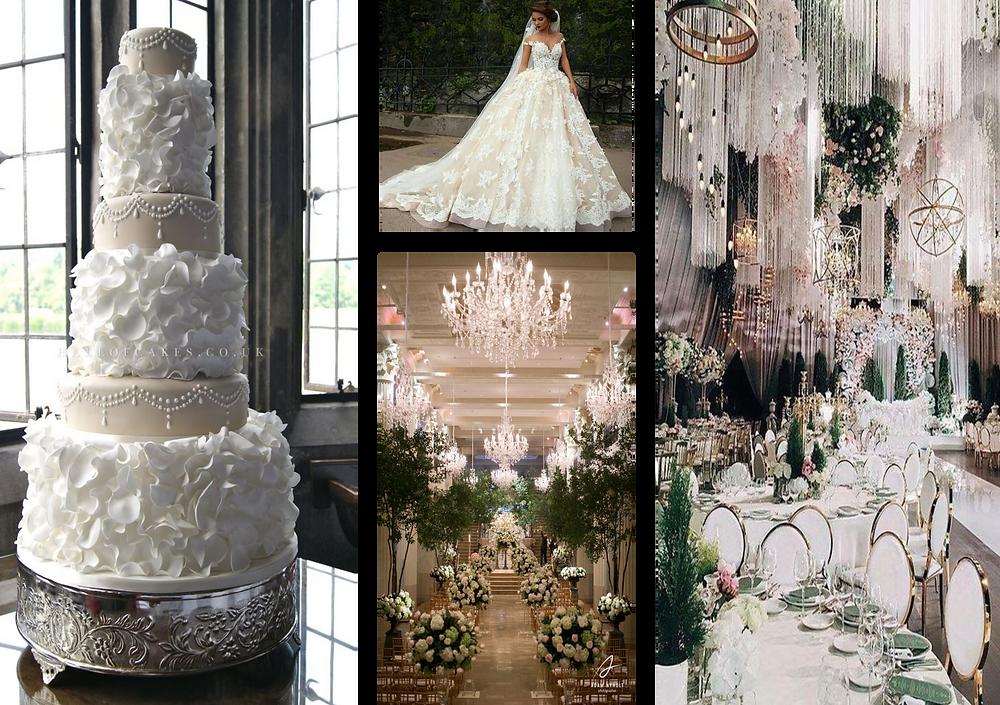 extravagant wedding ideas. portugal wedding planning