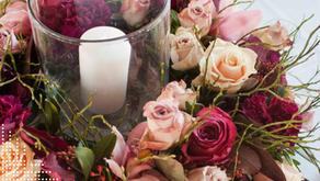 5 color palettes for Spring 2018 wedding