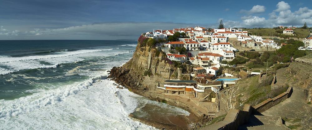 azenhas do mar, destination wedding portugal