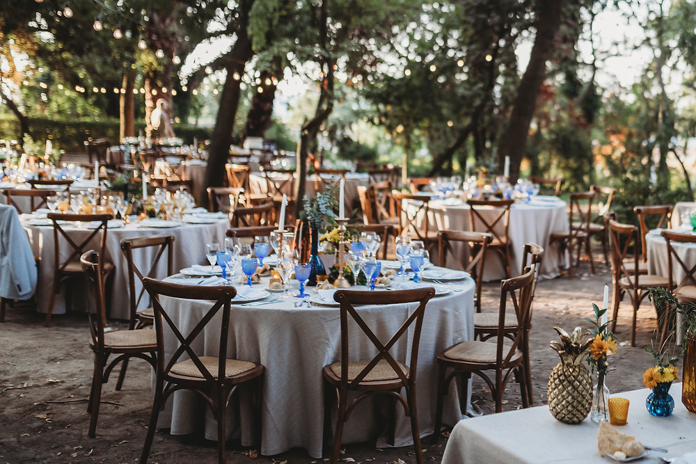 Wedding venue in Lisbon. Quinta das Pintoras. Boho chic wedding. Nature wedding. Destination Wedding.