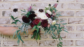 5 chic color combinations for your fall wedding