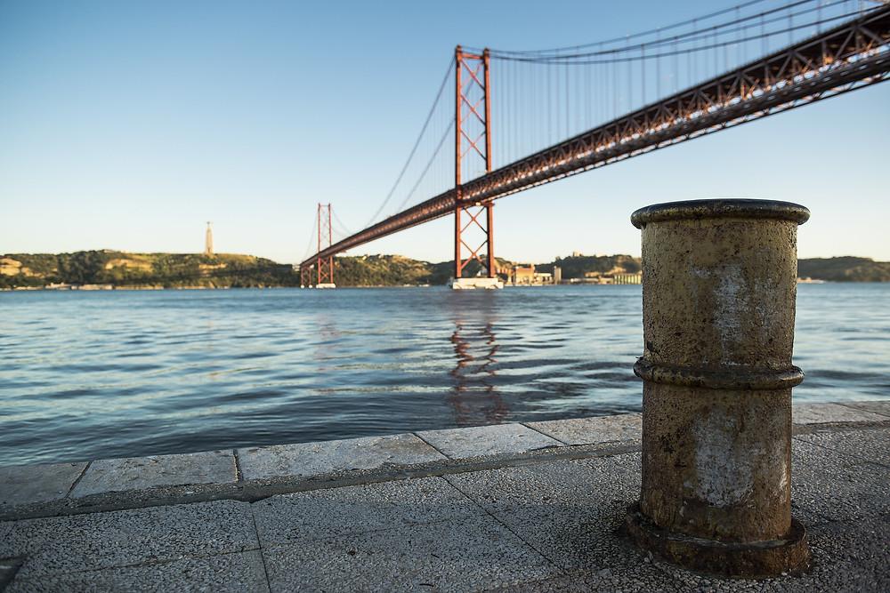 bridge 25 april, lisbon, destination wedding portugal