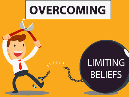My Limiting Belief....What's Yours?