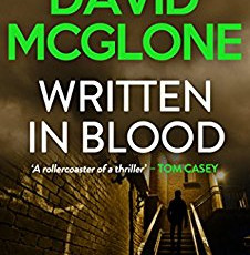WRITTEN IN BLOOD - available via Endeavour Press and Amazon - FREE on 2nd May!