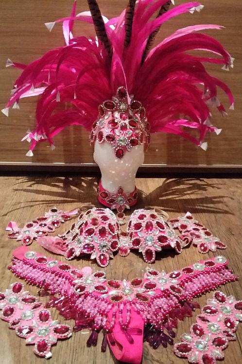 Fuschia Samba Costume