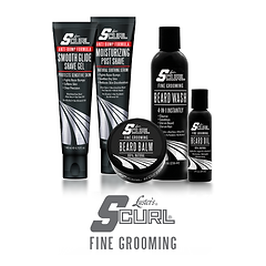 SCurl Beard Fine Grooming Group.png