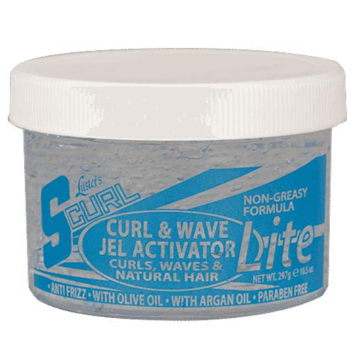 SCurl® Curl & Wave Jel Activator Lite