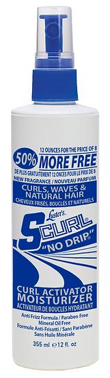SCurl® No Drip Curl Activator Moisturizer 16 fl. oz.