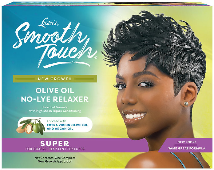 Pink® Smooth Touch® New Growth Relaxer Kit Super