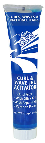 SCurl® Curl & Wave Jel Activator