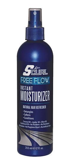 SCurl® Free Flow™ Instant Moisturizer
