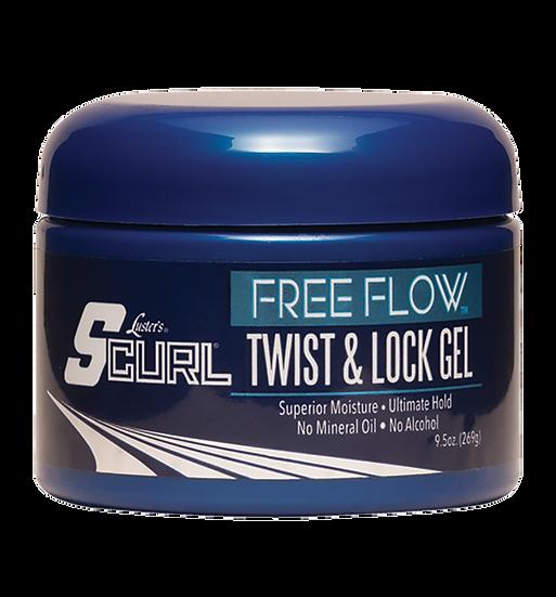SCurl® Free Flow™ Twist & Lock Gel