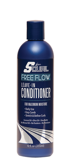 SCurl® Free Flow™ Leave-In Conditioner
