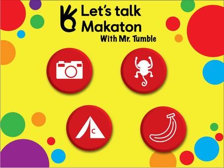 Grad Week 2021 | Mr Tumble Makaton App (Summer 2019)