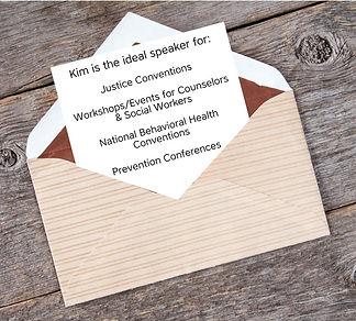 behavioral health training, Kim Keys speaking,