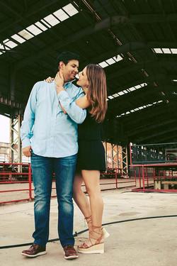 Talia & Santiago