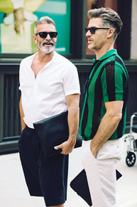 Nick Wooster + Eric Rutherford