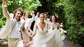 6 raisons de préférer vous marier en petit comité.