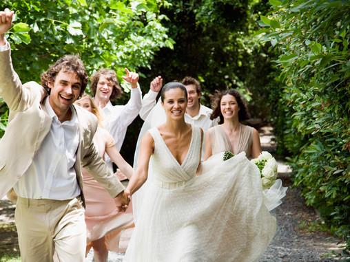 Как организовать свою свадьбу без стресса