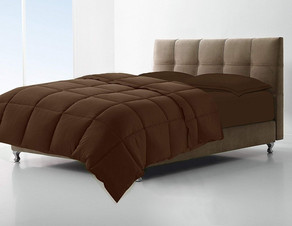 Chocolate Duvet