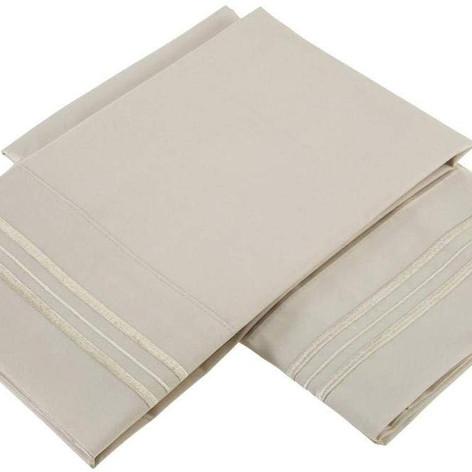 pillow case cream