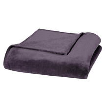 Eggplant Blanket