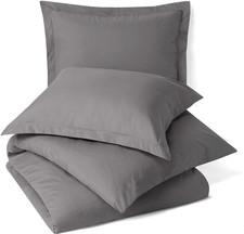 Charcoal Duvet Cover