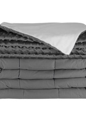 Charcoal/Silver Weighted Blanket