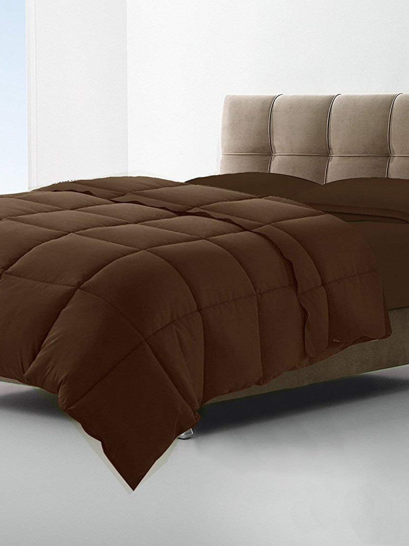 Chocolate Duvet