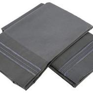 pillow case charcoal
