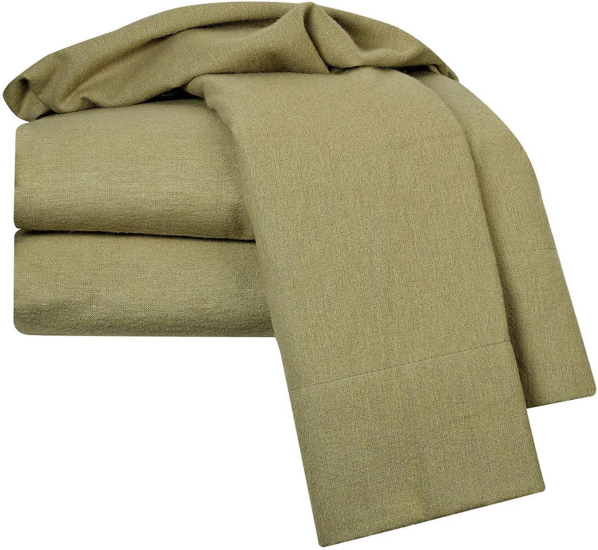 Sage Flannel