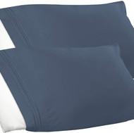 pillow cases navy