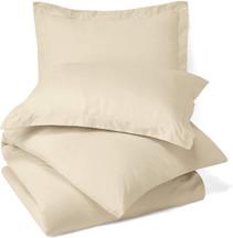 Cream Duvet Cover