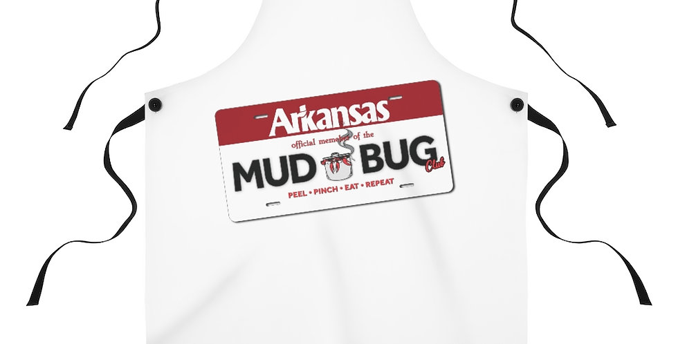 Apron - Mud Bug Club