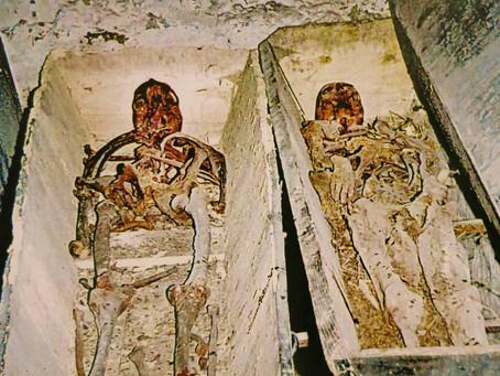 Mummies van Kasteel Borgharen!