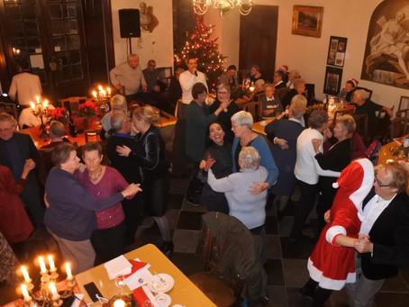 Kerstmis voor de oudere op Kasteel Borgharen!