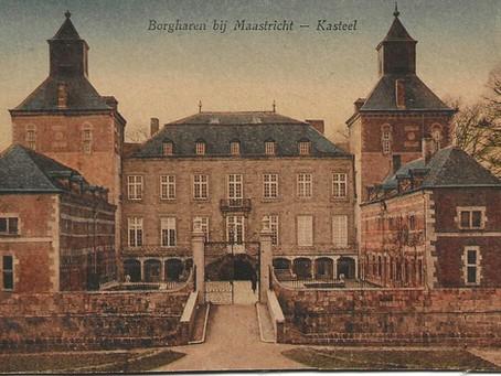 Oude foto's van het kasteel.