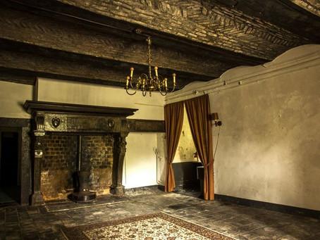 De keuken uit de 16/17 e eeuw.