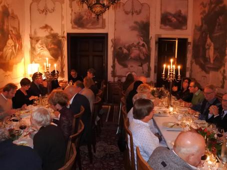 Gala Diner Kasteel Borgharen 2018.