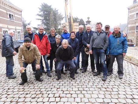 Een geweldig team! Met een geweldig hart voor Kasteel Borgharen.
