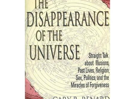 The Disappearance of the Universe - My Two Cents